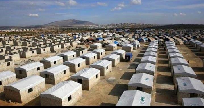 IHH الانتهاء من قرابة 3000 منزل في الشمال السوري