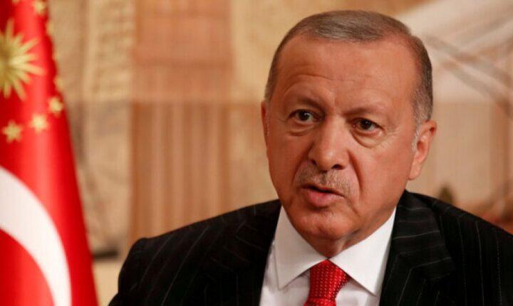اردوغان : القاء القبض على منفذي تفجير عفرين