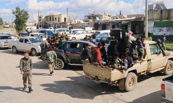 حملة مرتقب لاجتثاث المفسدين في المناطق المحررة