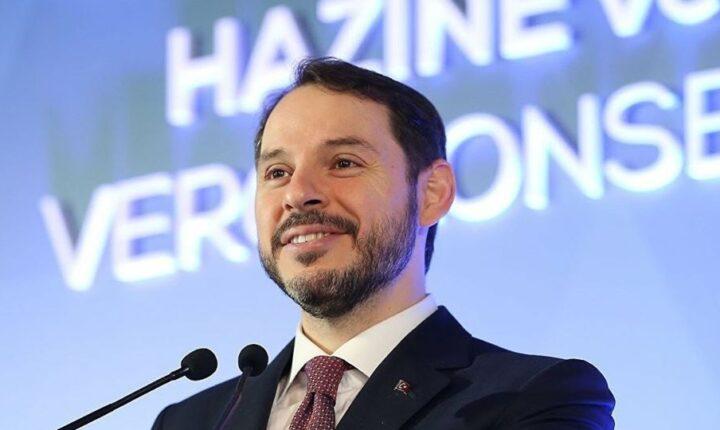 ألبيرق : تركيا حققت نموا اقتصاديا ايجابيا خلال الربع الاول من 2020