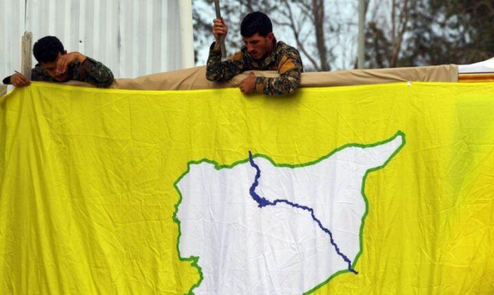 صحيفة تركية: واشنطن تواصل مخططاتها لتقسيم سوريا وإنشاء دولة كردية