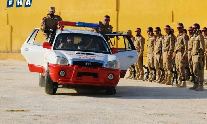 قوات الشرطة والامن العام الوطني بعفرين تلقي القبض على عصابة تمتهن سرقة الاطفال