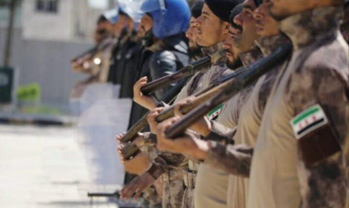درع الفرات إغتيال عنصرين من قوات الشرطة والأمن العام الوطني قرب مدينة الراعي بريف حلب الشمالي