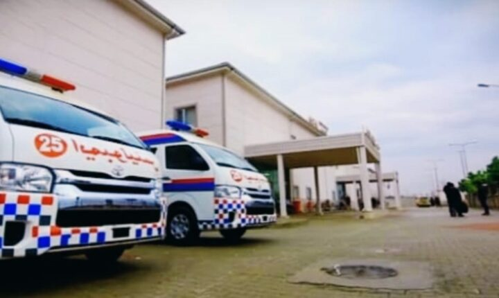 الصحة مشفى الراعي الكبير يستلم جهاز تنظير هضمي علوي وسفلي مقدّم من وزارة الصحة التركية