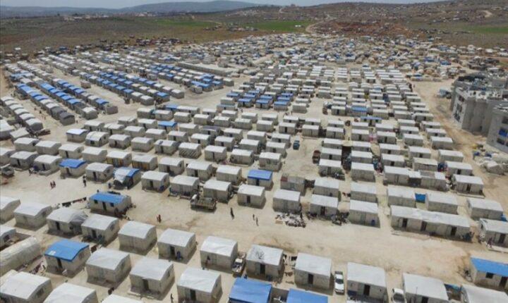 الإغاثة التركية تُكمل إنشاء 5000 منزل في ريفي حلب وإدلب