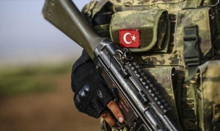 الدفاع التركية : تفكيك الغام زرعتها المنظمات الارهابية