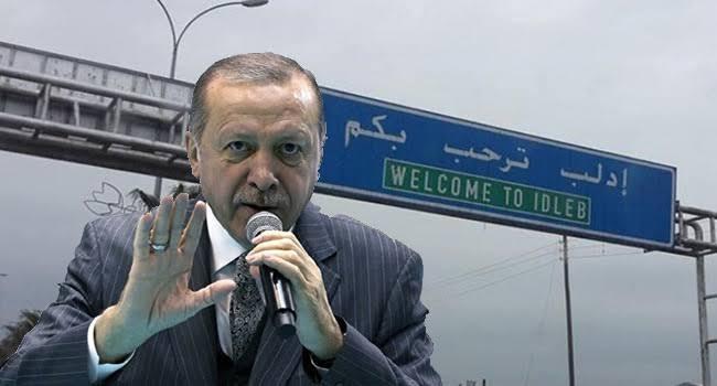 درع الربيع الرئيس التركي أردوغان : يتعهد ببناء 50 ألف وحدة سكنية في إدلب لإيواء المهجّرين والنازحين