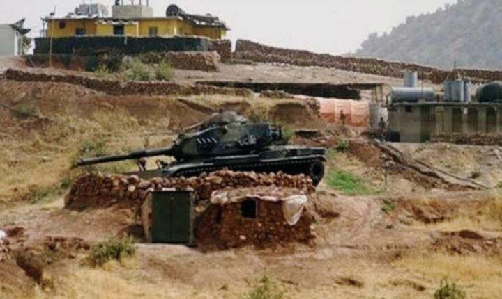تركيا لـ ضمان أمن حدودها وإبعاد خطر تنظيم PKK الإرهابي.. تركيا تعتزم إقامة قواعد عسكرية مؤقتة في شمالي العراق