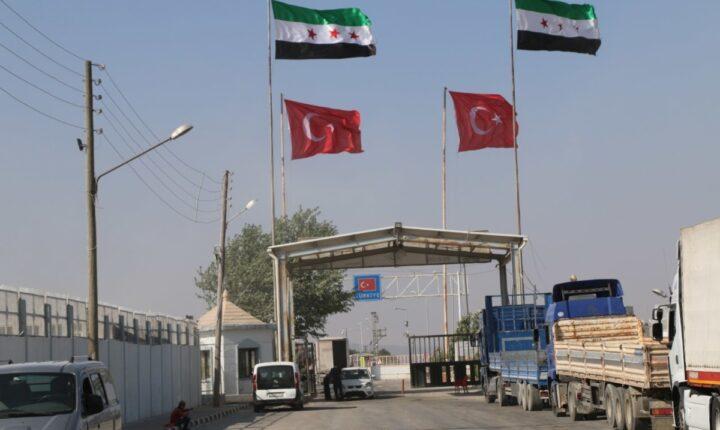 درع الفرات معبر جرابلس الحدودي يعلن عودة زيارات العيد للقادمين من تركيا بشكل طبيعي مع بداية شهر تموز