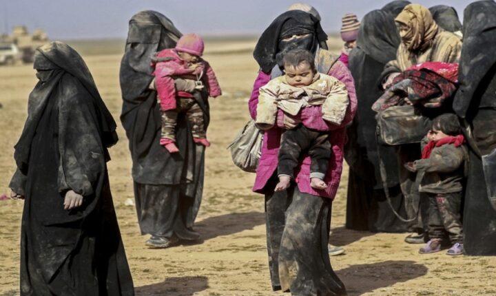 """مفوضية حقوق الإنسان تدعو الدول لمساعدة رعاياها العالقين في مخيمات ميليشيا """"PKK/YPG"""" شمال شرقي سوريا"""