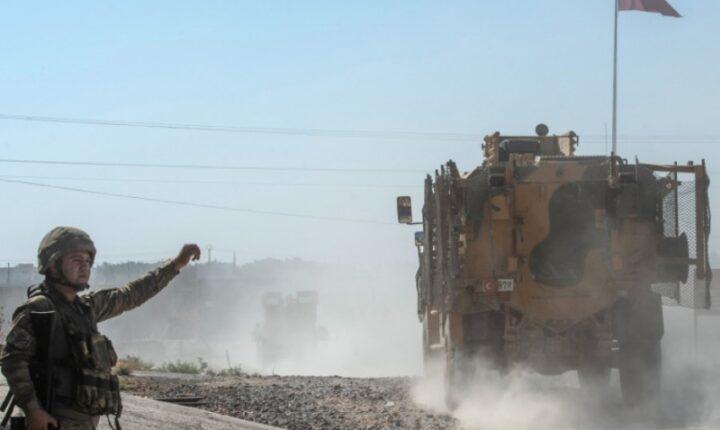 القوات التركية تلقي القبض على إرهابي حاول تفجير مفخخة في تل أبيض بريف الرقة