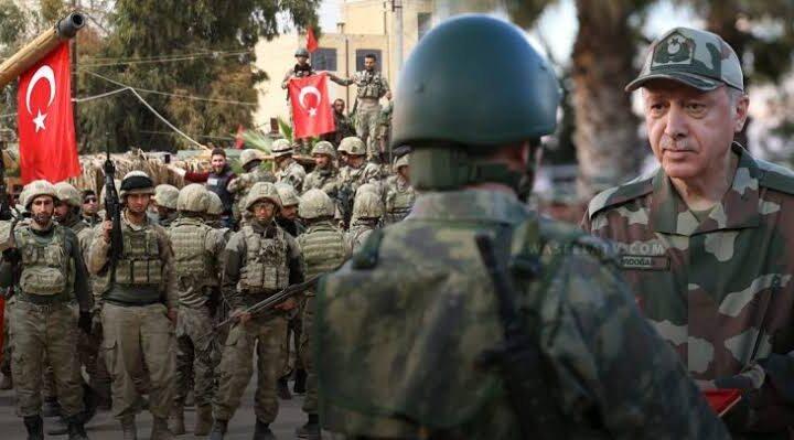 تركيا تركيا توجه صفعة قوية للإمارات ومخططها التخريبي في شمال العراق وتوسّع عملياتها العسكرية ضد تنظيم PKK الإرهابي
