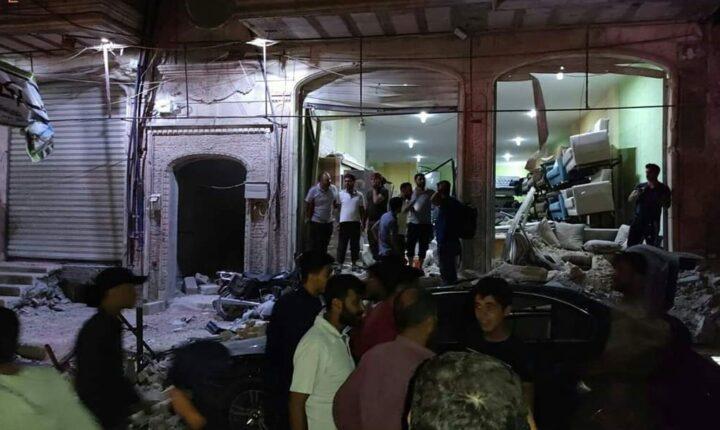 درع الفرات… جرحى مدنيون جراء غاراتٍ جوية روسية على مدينة الباب بريف حلب الشرقي