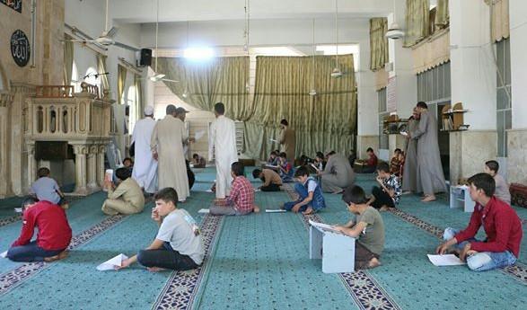 مسابقات دينية في مدنية بزاعة برعاية الاوقاف والشوؤن الدينية في المدينة
