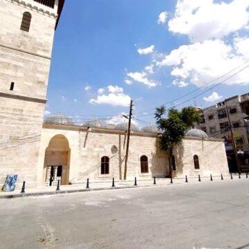 المجلس المحلي في مدينة الباب يصدر إجراءات لمنع تفشي وباء فيروس كورونا.