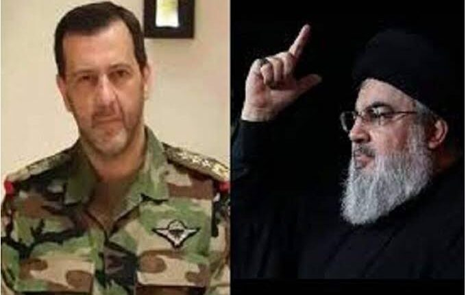 سوريا خلاف حاد بين ميليشيات حزب الله و الفرقة الرابعة بسبب عوائد تهريب المخدرات
