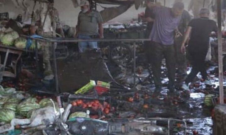 الائتلاف: التفجير الإرهابي في رأس العين يؤكد المسؤولية الدولية في مواجهة الإرهاب