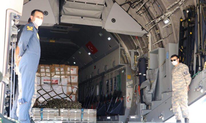 الدول العربية نائب عراقي: نشكر تركيا شعباً وحكومةً على تلبيتها لنداء العراقيين في إرسال مساعدات طبية لمواجهة جائحة كورونا