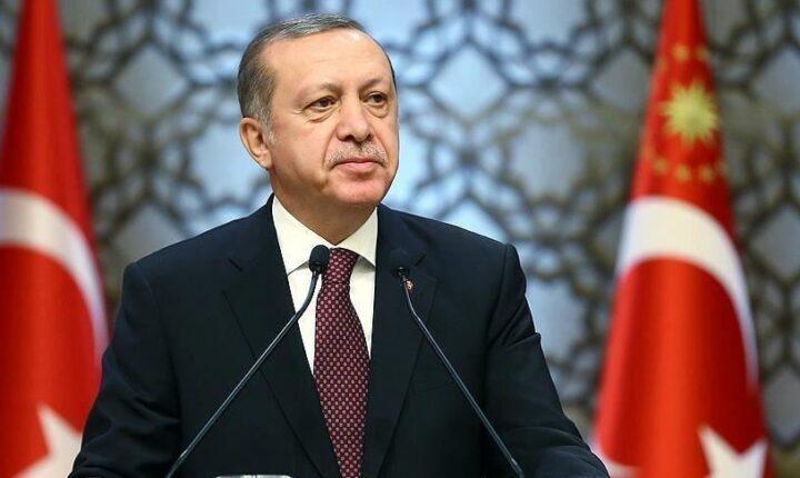 أردوغان يتكفل بنفقات بناء 50 منزلا للنازحين في إدلب