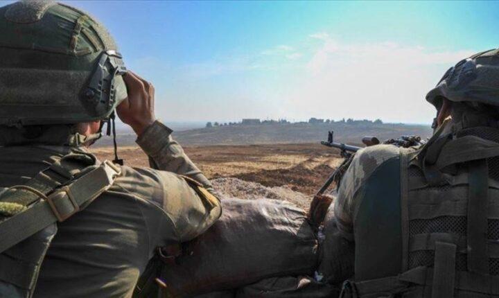 """القوات التركية تلقي القبض على 6 من """"قسد"""" في ريف حلب"""