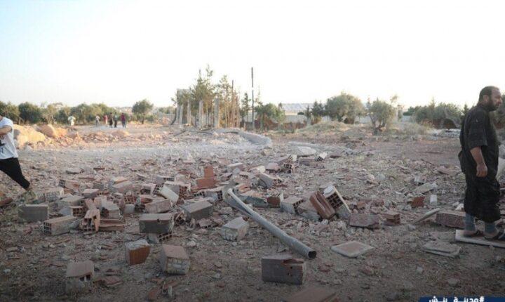 الائتلاف :: القصف الروسي على بنش في العيد عمل إرهابي يمثل خرقاً لوقف إطلاق النار