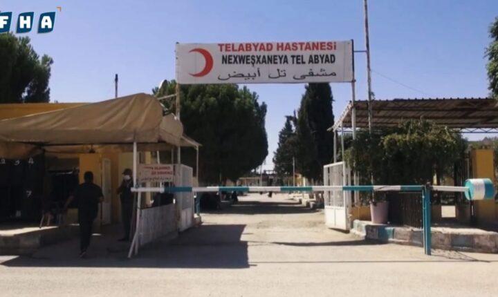 بدعم من وزارة الصحة التركية.. محلي تل أبيض يفتتح مركزاً لـ غسيل الكلى في المشفى الوطني