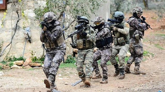"""تركيا: تحييد إرهابي من """"بي كا كا"""" جنوب شرق البلاد"""