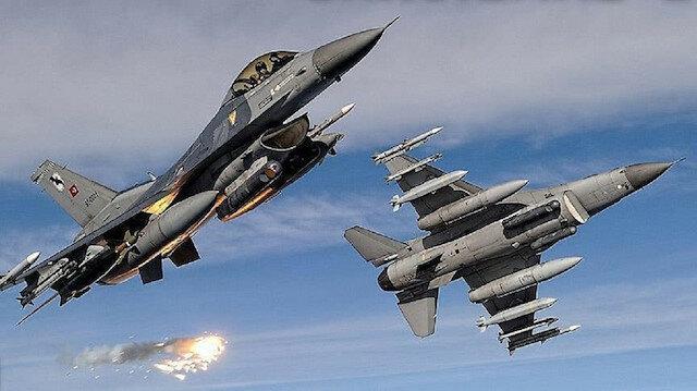 """أنقرة: تحييد 7 إرهابيين من """"بي كا كا"""" في غارة شمالي العراق"""