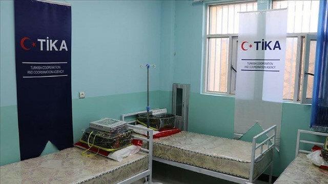 """""""تيكا"""" تبحث مع مسؤولين لبنانيين تسريع تشغيل مستشفى تركي بصيدا"""