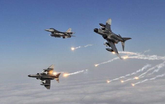سلاح الجو التركي يحيد 2 من PKK الإرهابي شمالي العراق