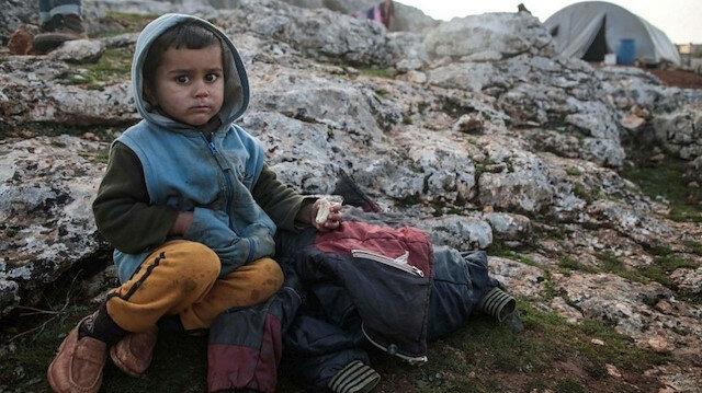 أطلقتها أمهات تركيات.. حملة لمساعدة أطفال إدلب