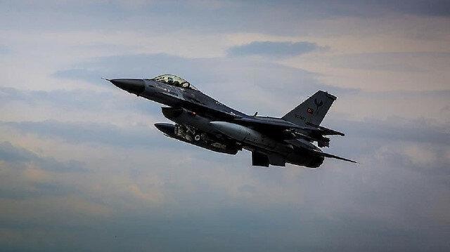 المقاتلات التركية تحيّد 4 إرهابيين شمالي العراق