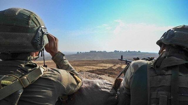 الدفاع التركية: تحييد 8 إرهابيين شمالي سوريا