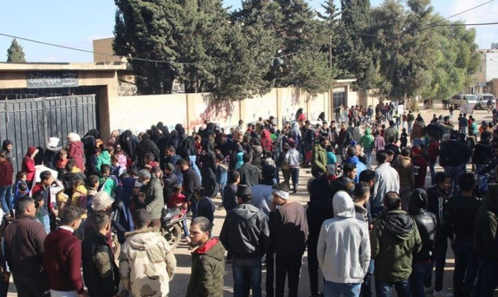 تضمنت تهجير الرافضين إلى إدلب أو درعا.. تسوية جديدة بين قوات النظام وأهالي بلدة كناكر