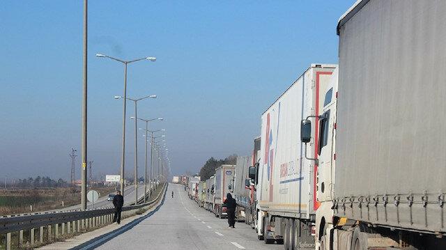 تركيا ترسل 110 أطنان مساعدات غذائية للمحتاجين في دول أخرى