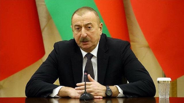 علييف: لسنا أرمينيا حتى نستهدف المدنيين لكننا نرد في ساحة الحرب