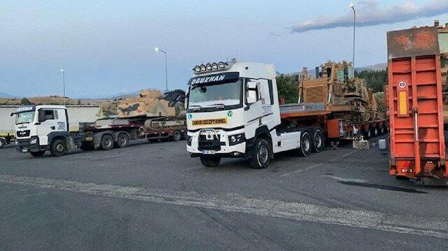 جورجيا لا تسمح بمرور الشاحنات التركية وتمنع دخول المساعدات إلى أذربيجان