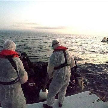 تركيا: إنقاذ 36 طالب لجوء قبالة سواحل باليكسير