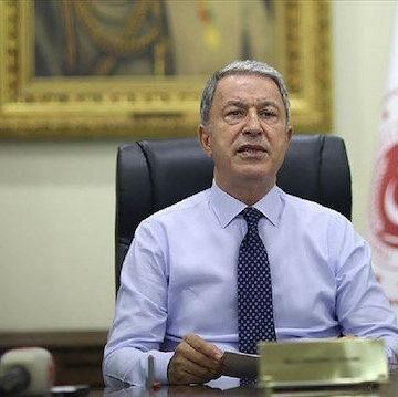 وزير الدفاع التركي: نتضامن مع أذربيجان وسنستمر في دعمها