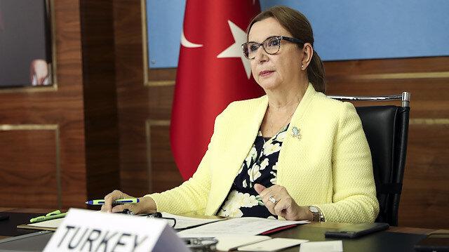 وزيرة تركية: تدابير كورونا العالمية يجب أن لا تعرقل حركة التجارة