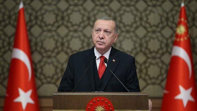 الرئيس أردوغان ونظيره في هايتي يبحثان تعزيز العلاقات