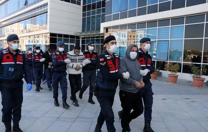 """بينهم قيادي.. تركيا تحيل 4 أعضاء من """"داعش"""" للمحاكمة"""