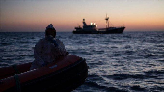 ضبط 59 مهاجرًا غير نظامي شرقي تركيا