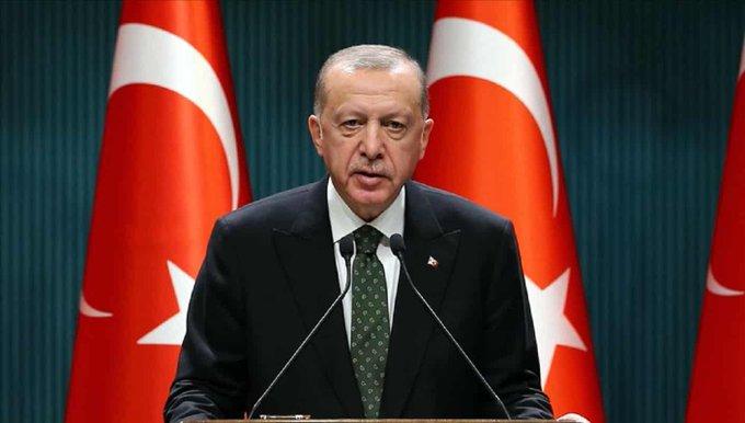 """أردوغان يدعو """"مجموعة العشرين"""" لضمان وصول عادل للقاح كورونا"""