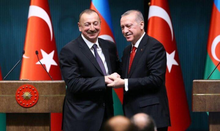 الرئيس الأذري يعلن الانتصار على أرمينيا: أشكر أردوغان