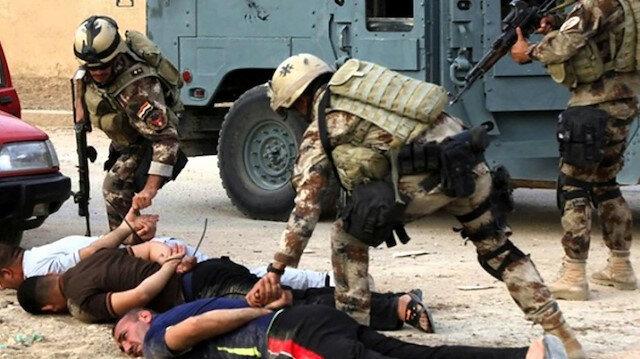 """العراق.. القبض على 5 من """"داعش"""" في نينوى"""