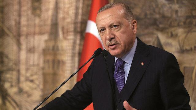 أردوغان: اقتصادنا سيكمل العام بنمو إيجابي