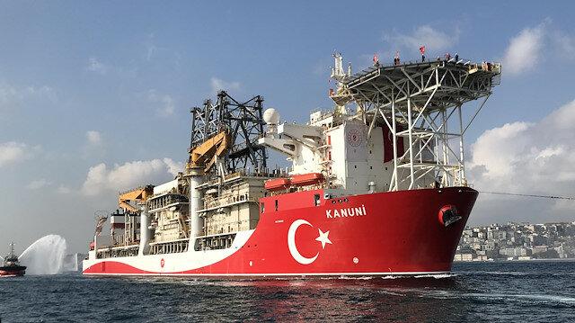 """تركيا.. سفينة التنقيب الثالثة """"القانوني"""" بطريقها للبحر الأسود"""