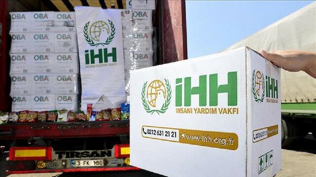 """""""الإغاثة التركية"""" تنظم حملة مساعدات كبيرة لسوريا في 10ديسمبر"""