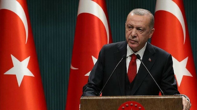 أردوغان يهنئ بايدن برئاسة أمريكا